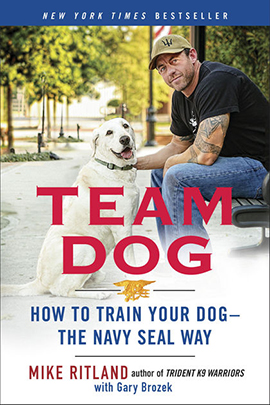 team dog book cover mike ritland